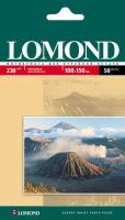 Глянцевая фотобумага Lomond для струйной печати, 10x15, 230 г/м2, 50 листов