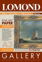Художественная бумага Lomond Linen с льняной фактурой, А3, 210 г/м2, 20 листов
