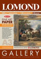 Художественная бумага Lomond Linen с льняной фактурой, А3, 230 г/м2, 20 листов