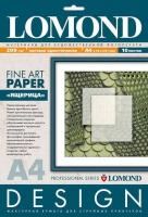 Дизайнерская бумага Lomond с тиснением «Ящерица», 200 г/м2, А4, 10 листов