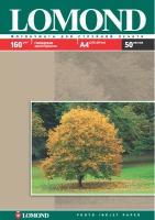 Глянцевая фотобумага Lomond для струйной печати, А4, 160 г/м2, 50 листов