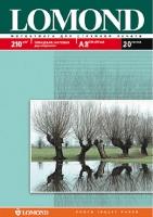 Двусторонняя Глянцевая/Матовая фотобумага Lomond для струйной печати, А3+, 210 г/м2, 50 листов