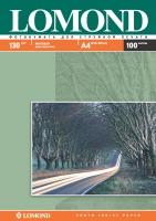 Двусторонняя Матовая/Матовая фотобумага Lomond для струйной печати, A4, 130 г/м2, 100 листов