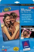 Глянцевая фотобумага Avery для струйной печати, 10х15, 300 г/м2, 15 листов
