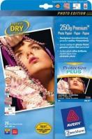 Глянцевая фотобумага Avery для струйной печати, А4, 250 г/м2, 25 листов